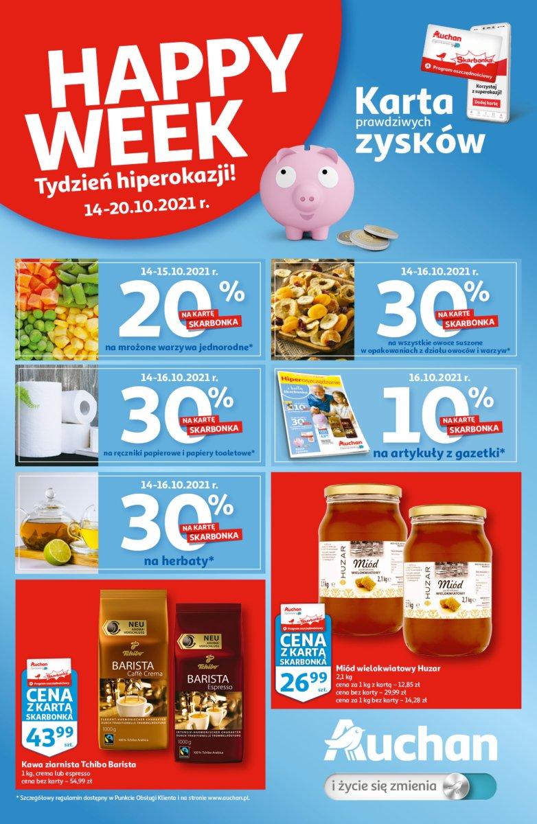 Gazetka Auchan - Skarbonka #41