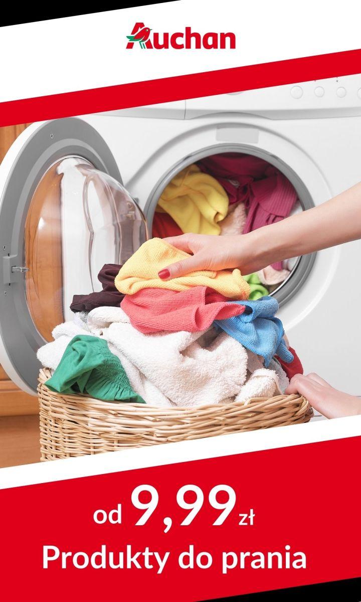 Gazetka Auchan - Produkty do prania od 9,99 zł