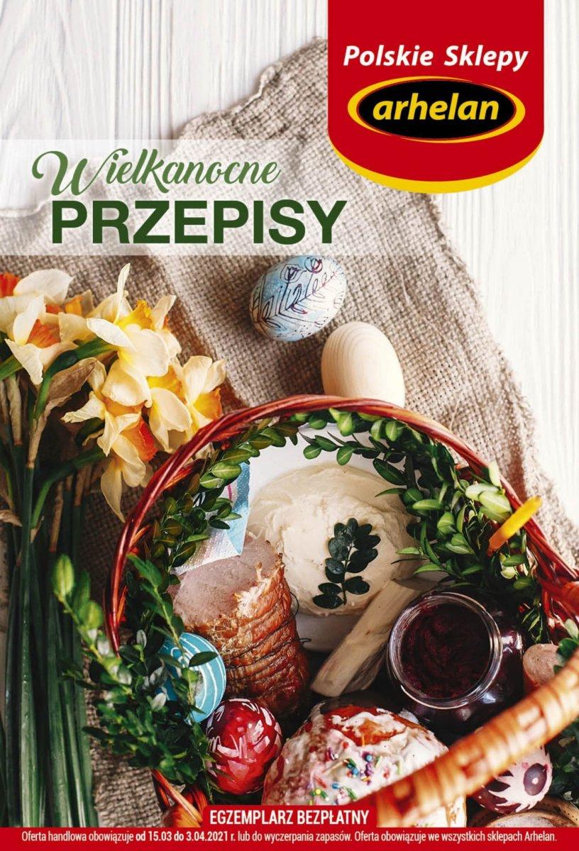 Gazetka Arhelan - Katalog Wielkanocny