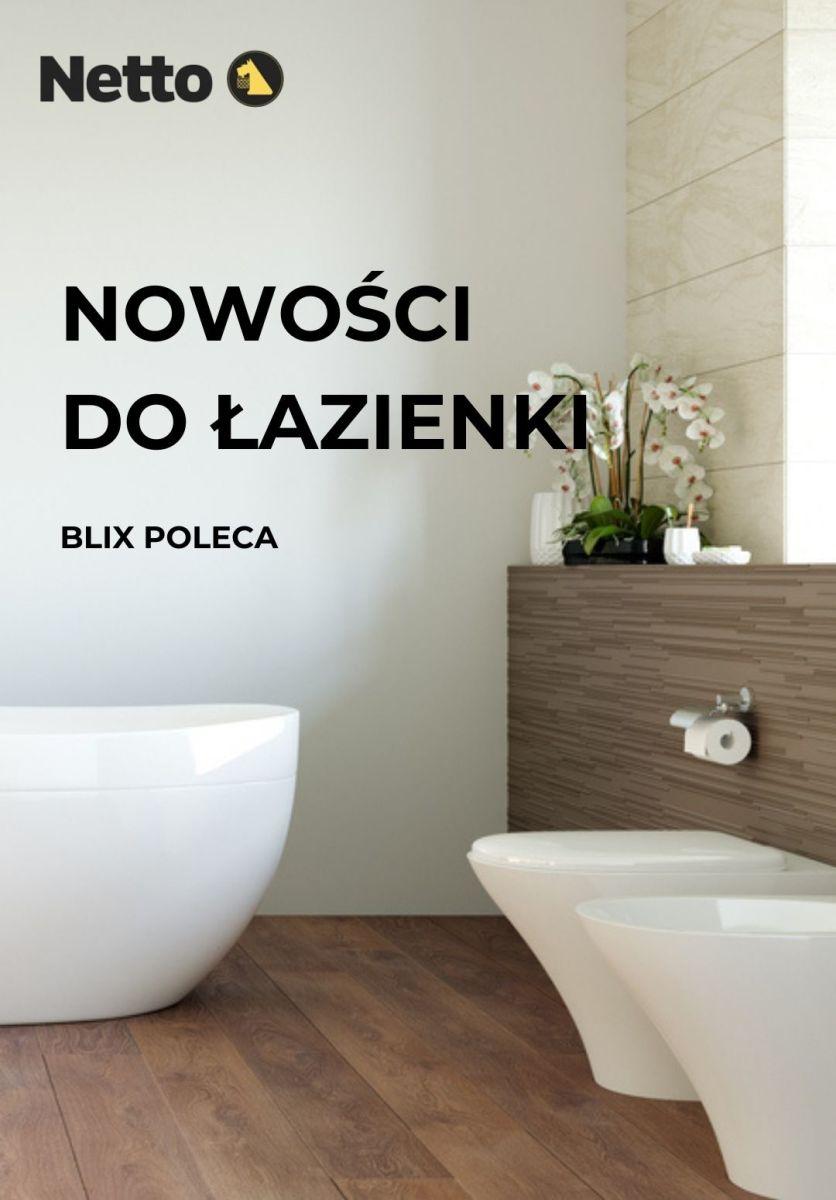 Gazetka Netto - Nowości do łazienki