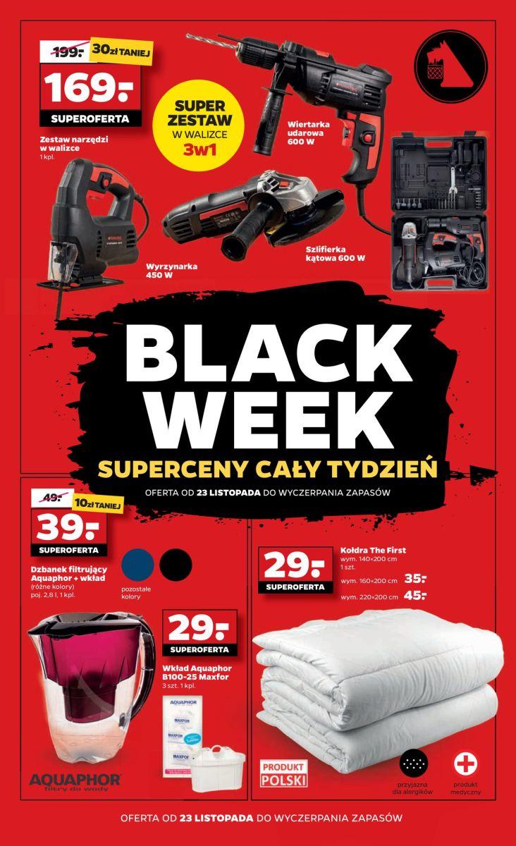 Gazetka Netto - Black Week