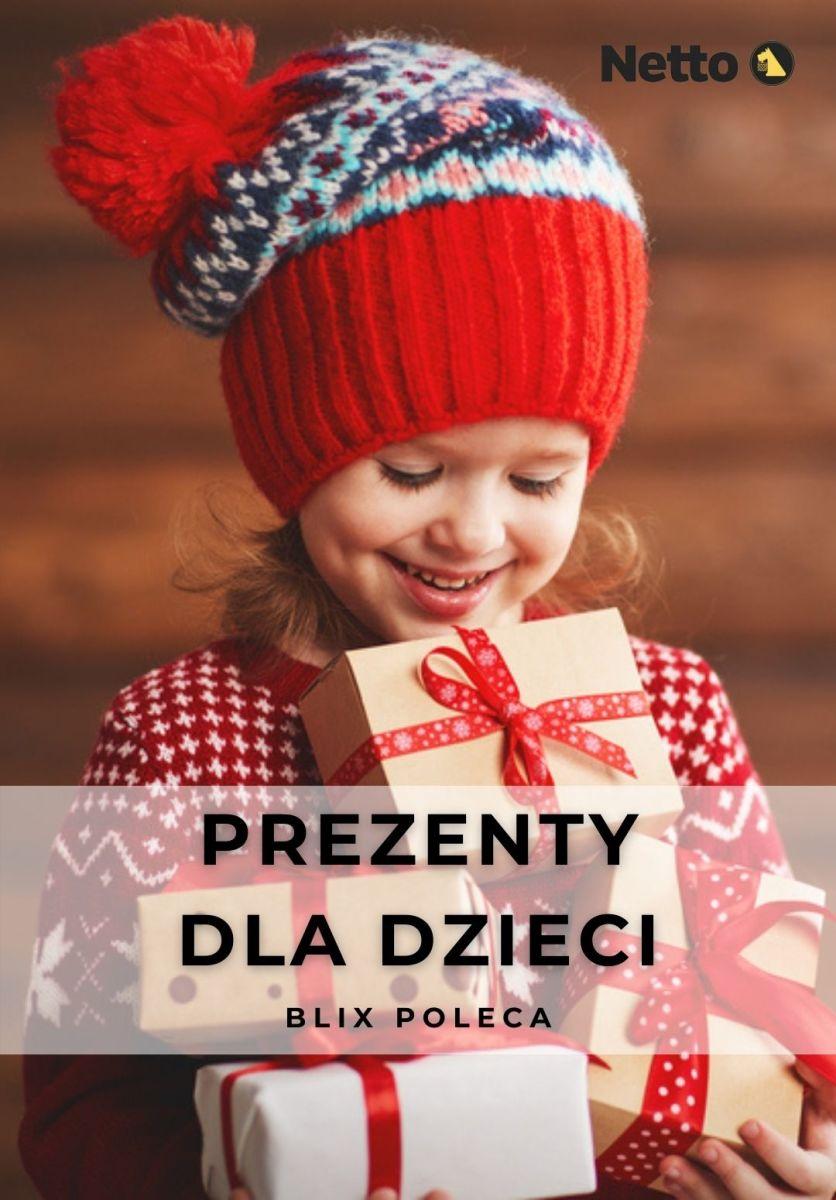 Gazetka Netto - Prezenty dla dzieci