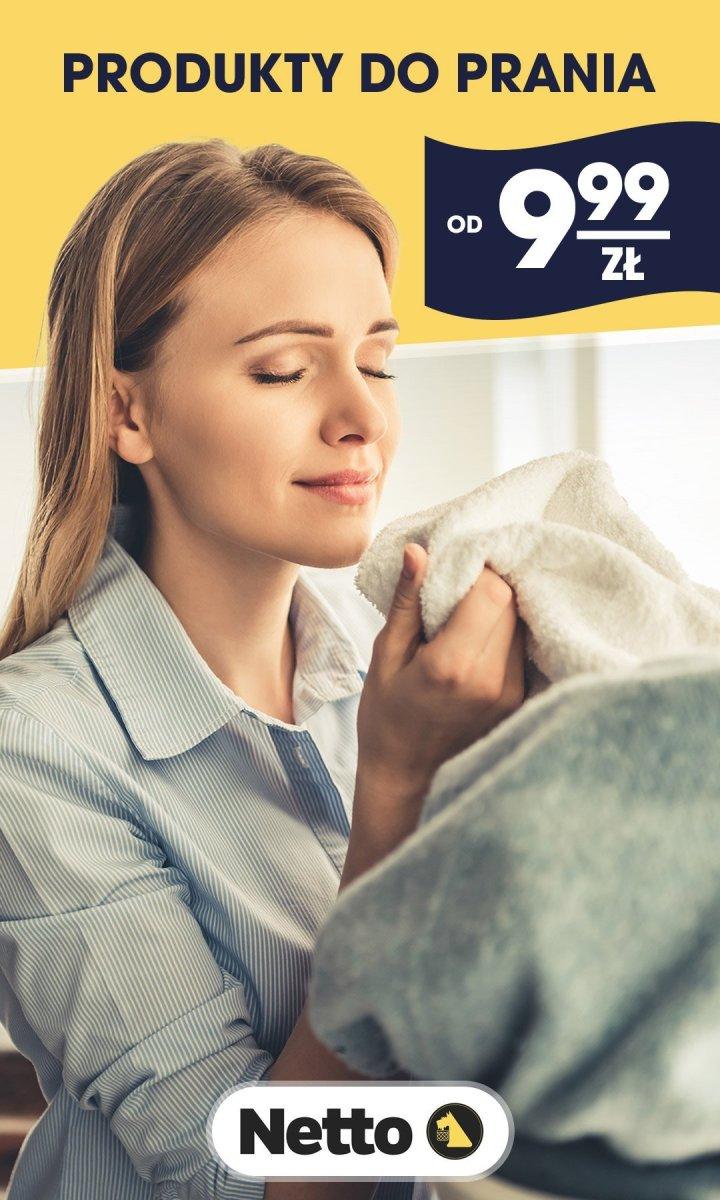 Gazetka Netto - Produkty do prania od 9,99 zł