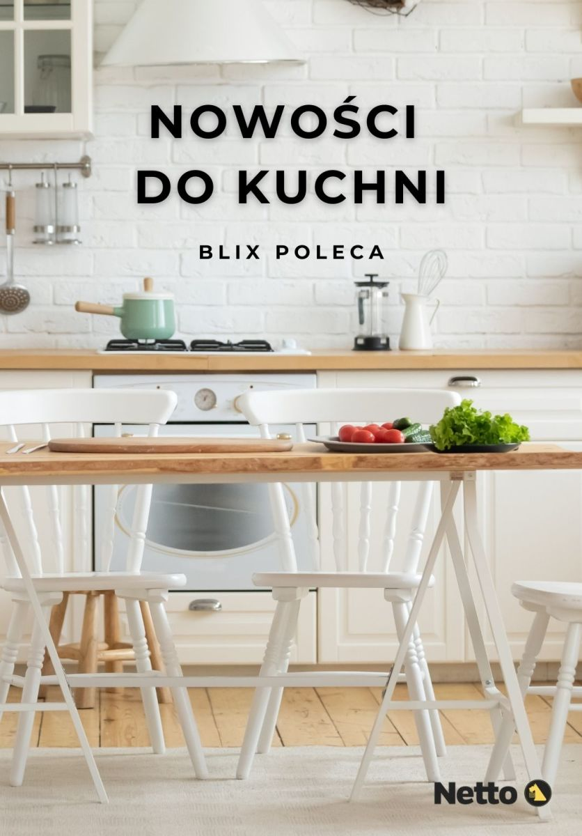 Gazetka Netto - Nowości do kuchni