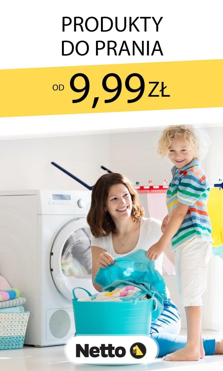 Gazetka Netto - Od 9,99 zł produkty do prania