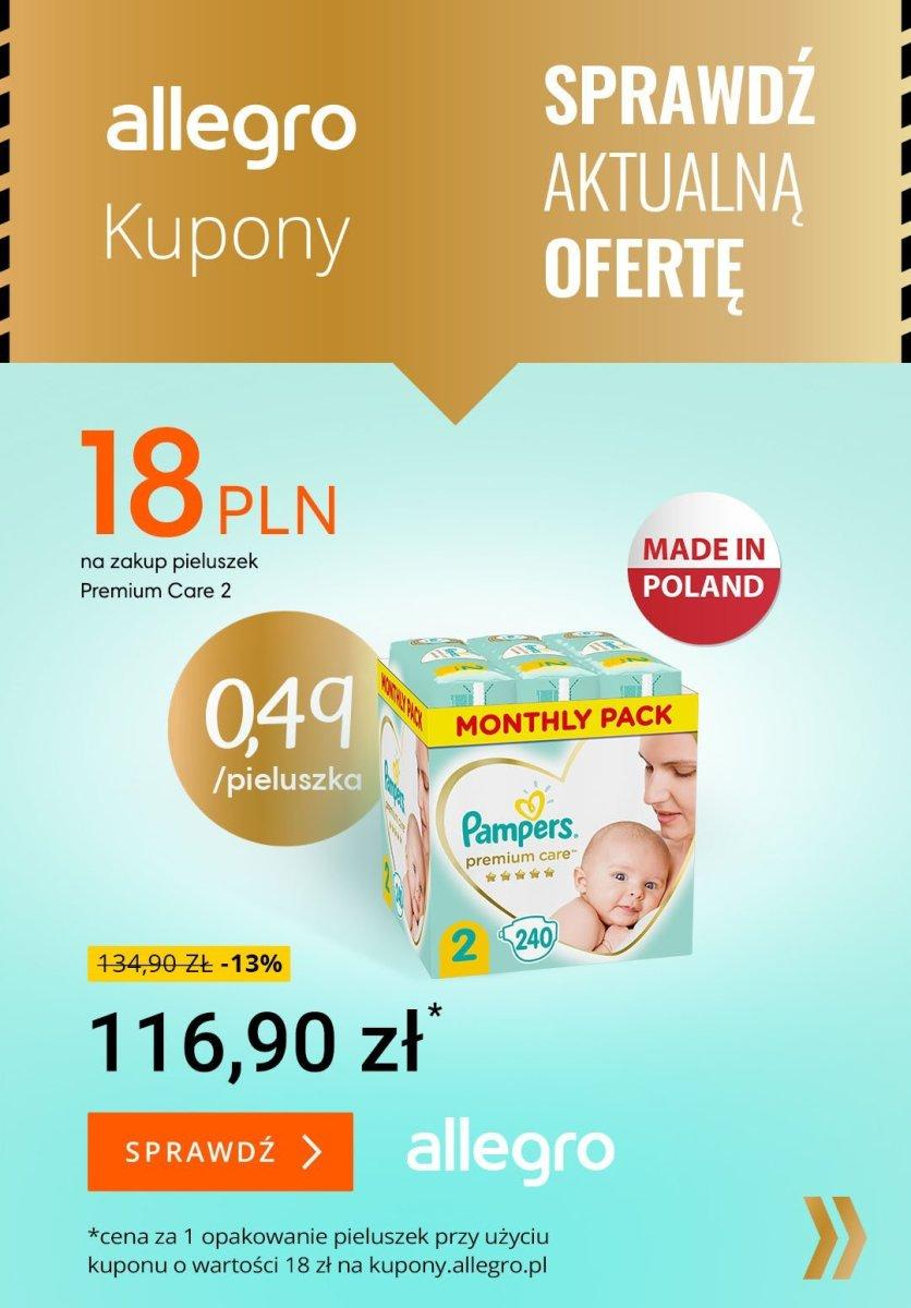 Gazetka Netto - Pampers - najlepsze oferty