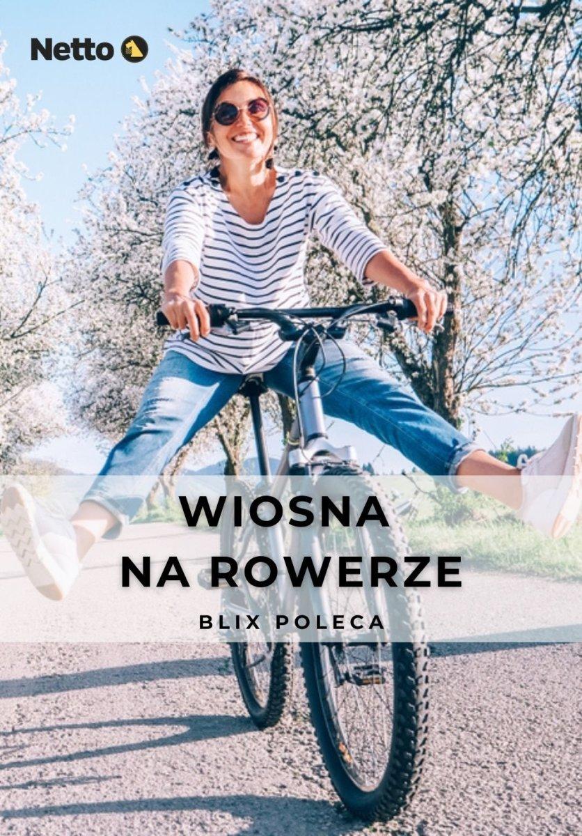 Gazetka Netto - Wiosna na rowerze