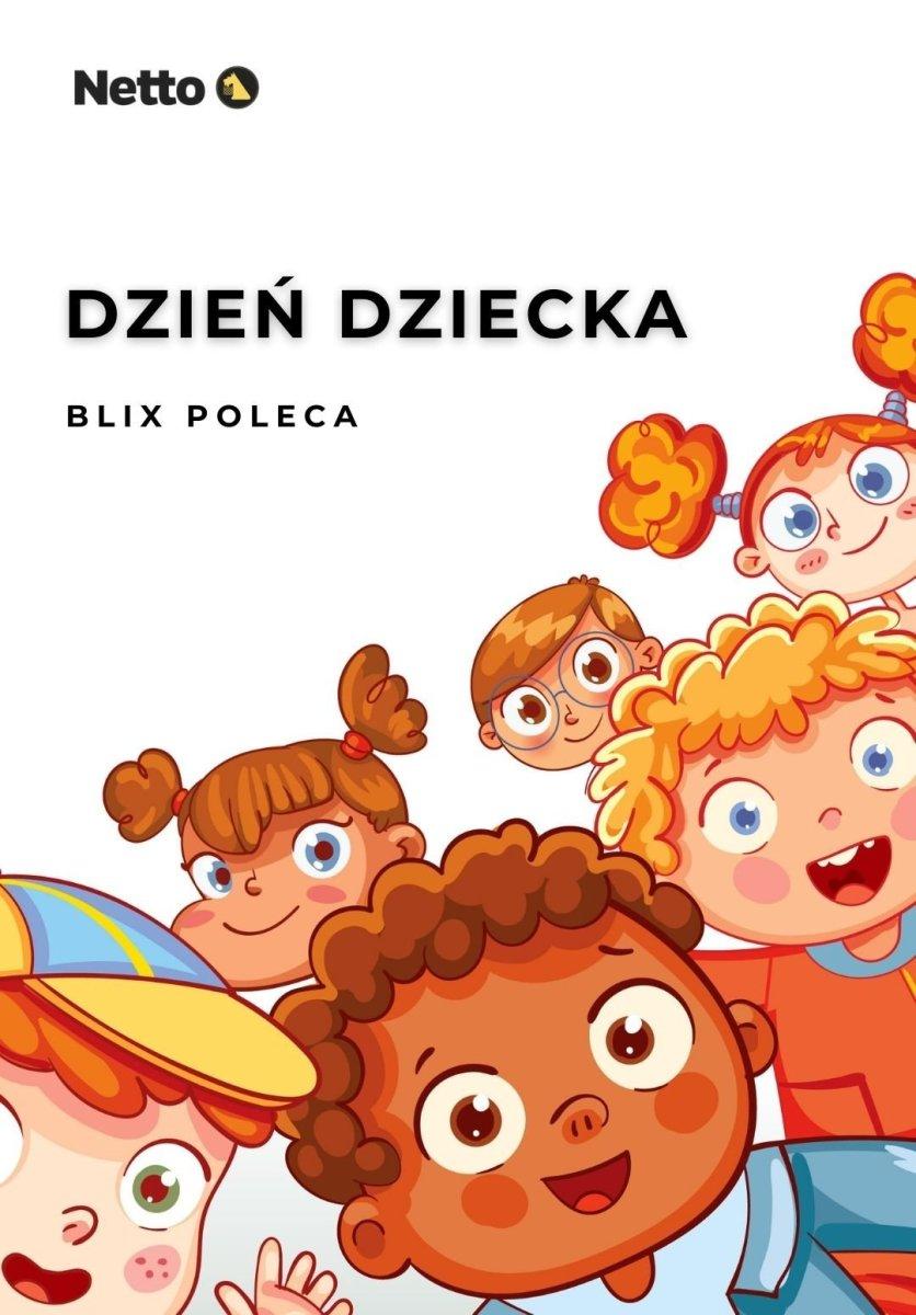 Gazetka Netto - Dzień Dziecka