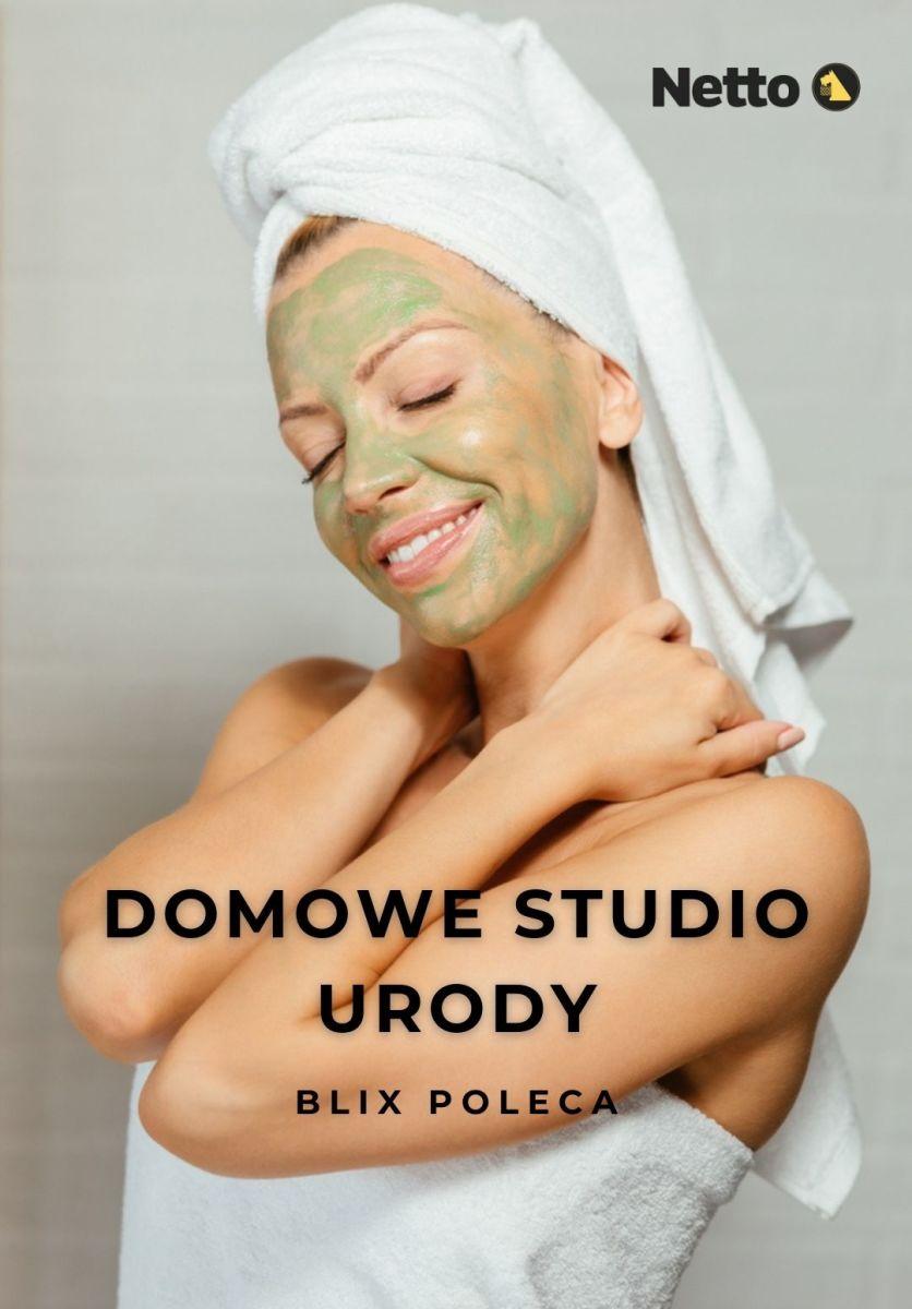 Gazetka Netto - Domowe studio urody
