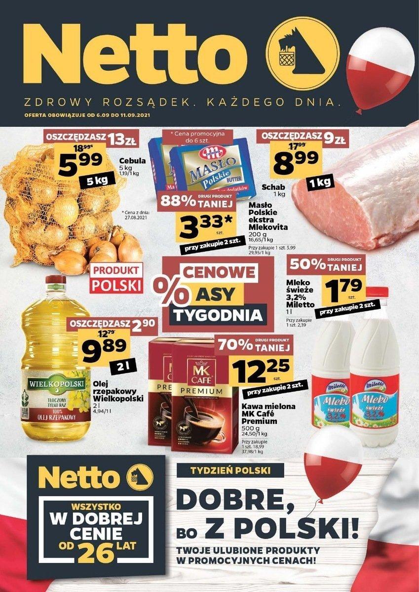 Gazetka Netto - Gazetka spożywcza