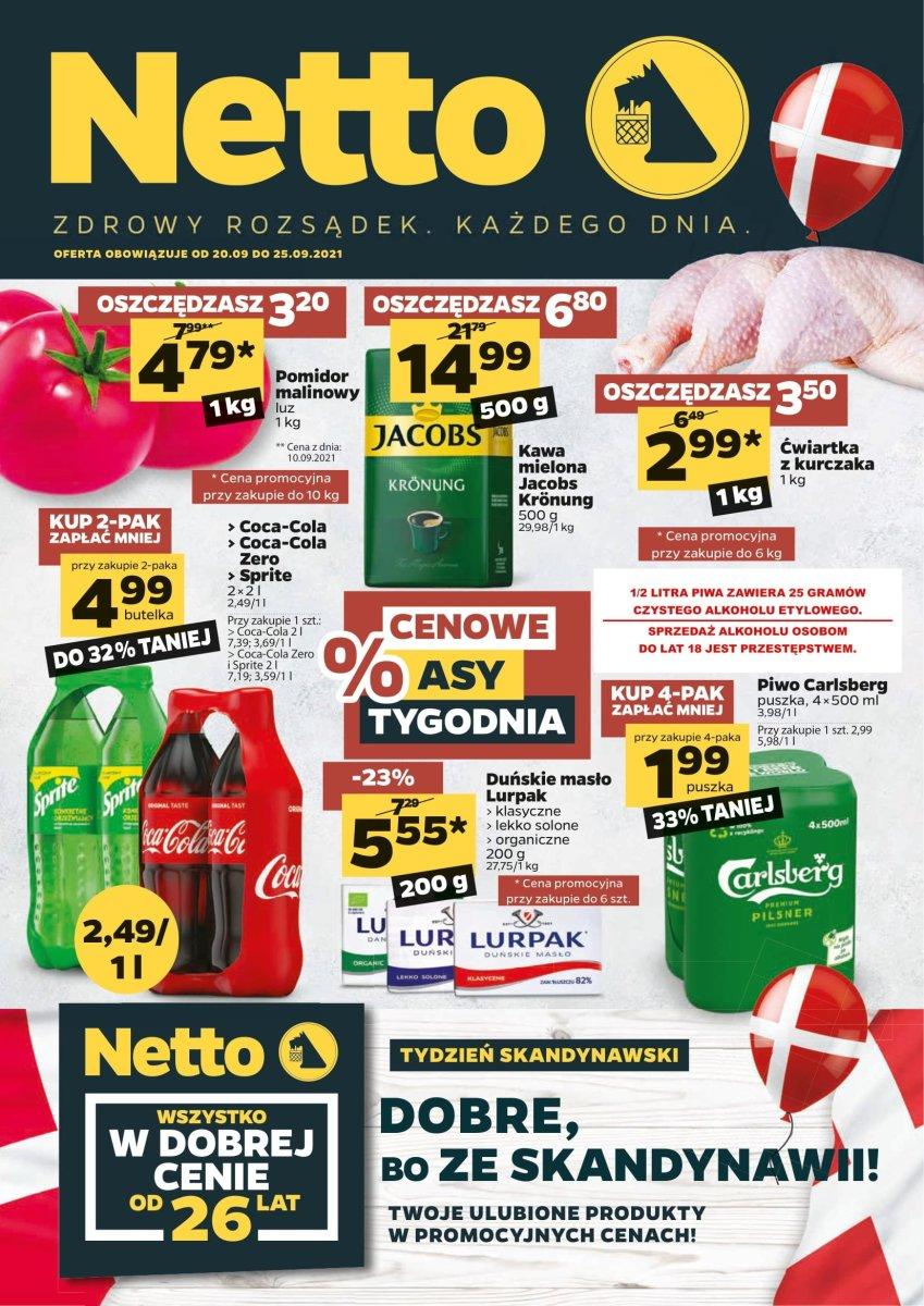 Gazetka Netto - Gazetka Food