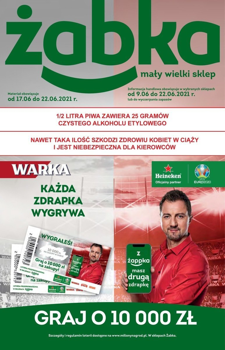 Gazetka Żabka - Gazetka