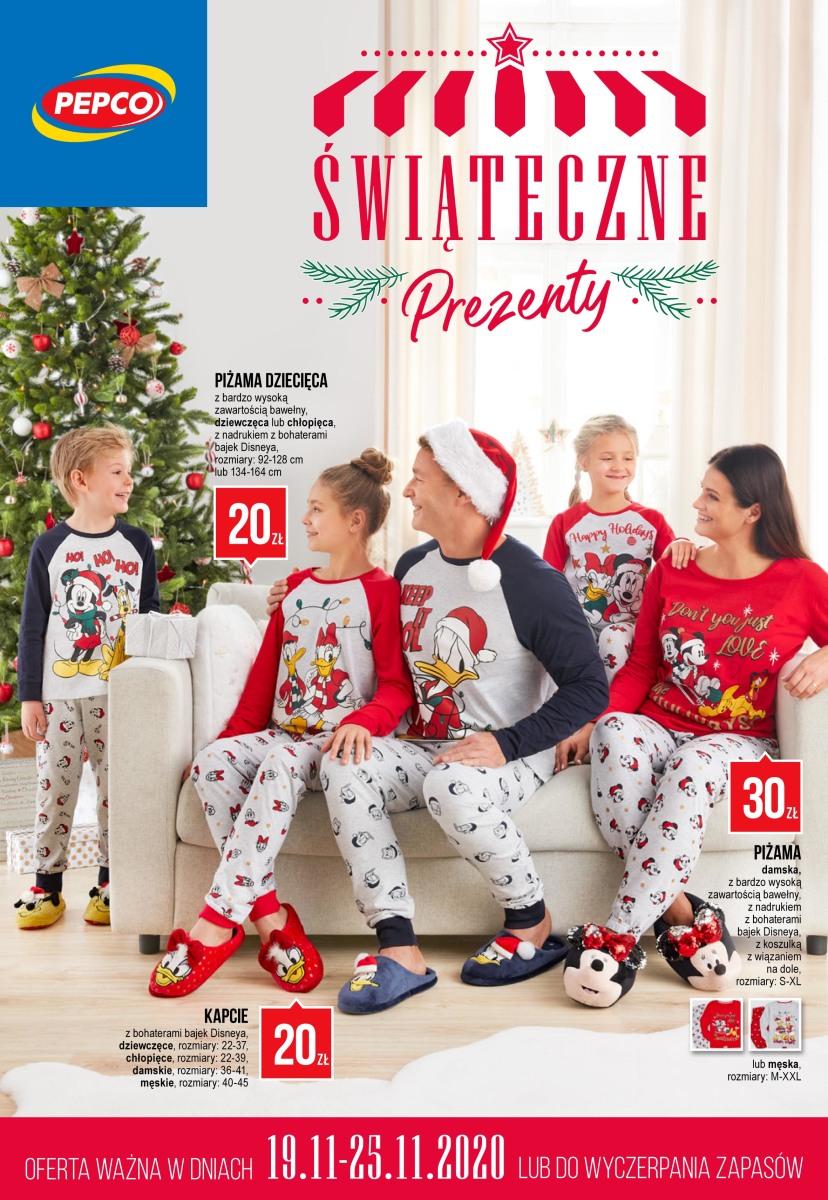 Gazetka Pepco - Świąteczne prezenty