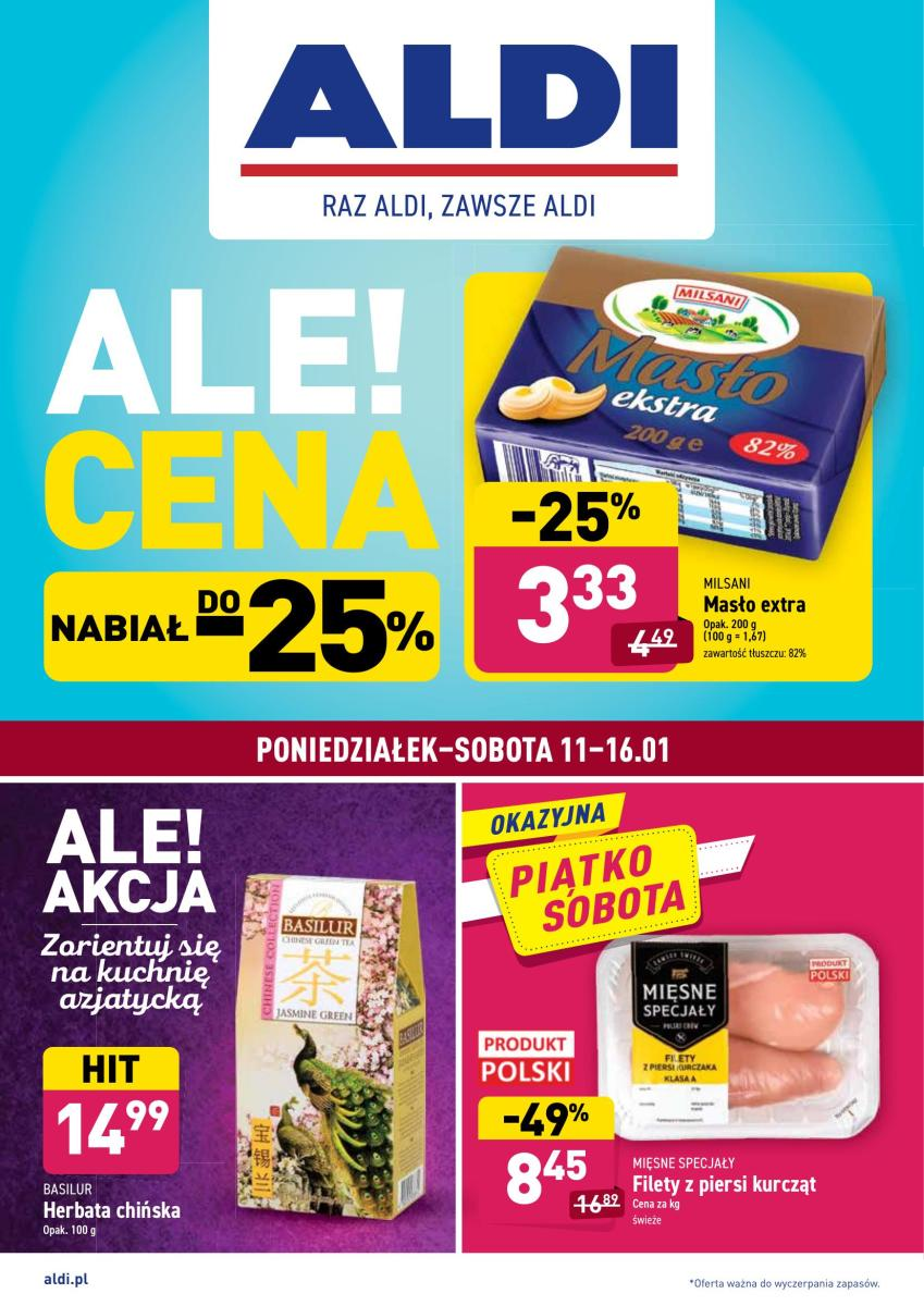 Gazetka Aldi - ALE! CENA
