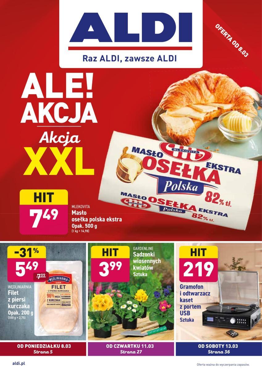 Gazetka Aldi - ALE! AKCJA
