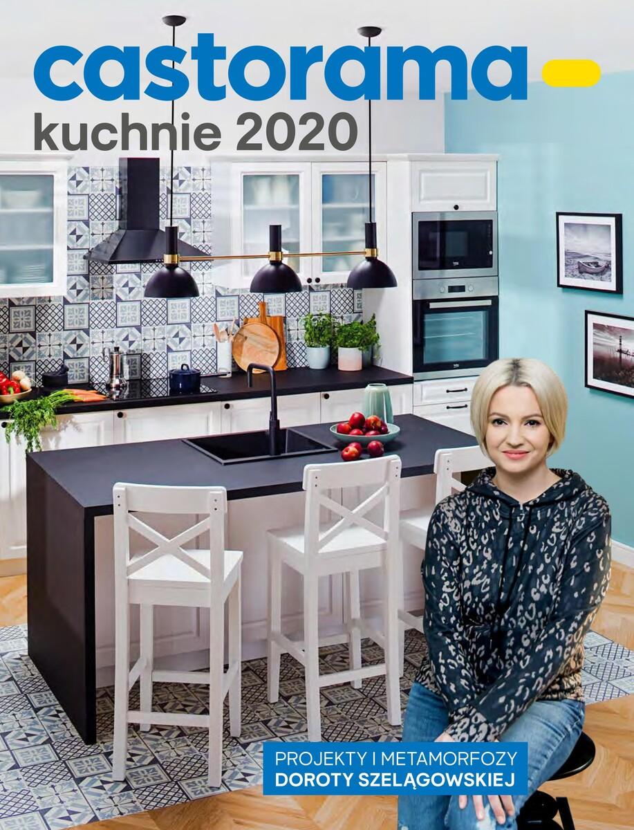 Gazetka Castorama - Kuchnie 2020