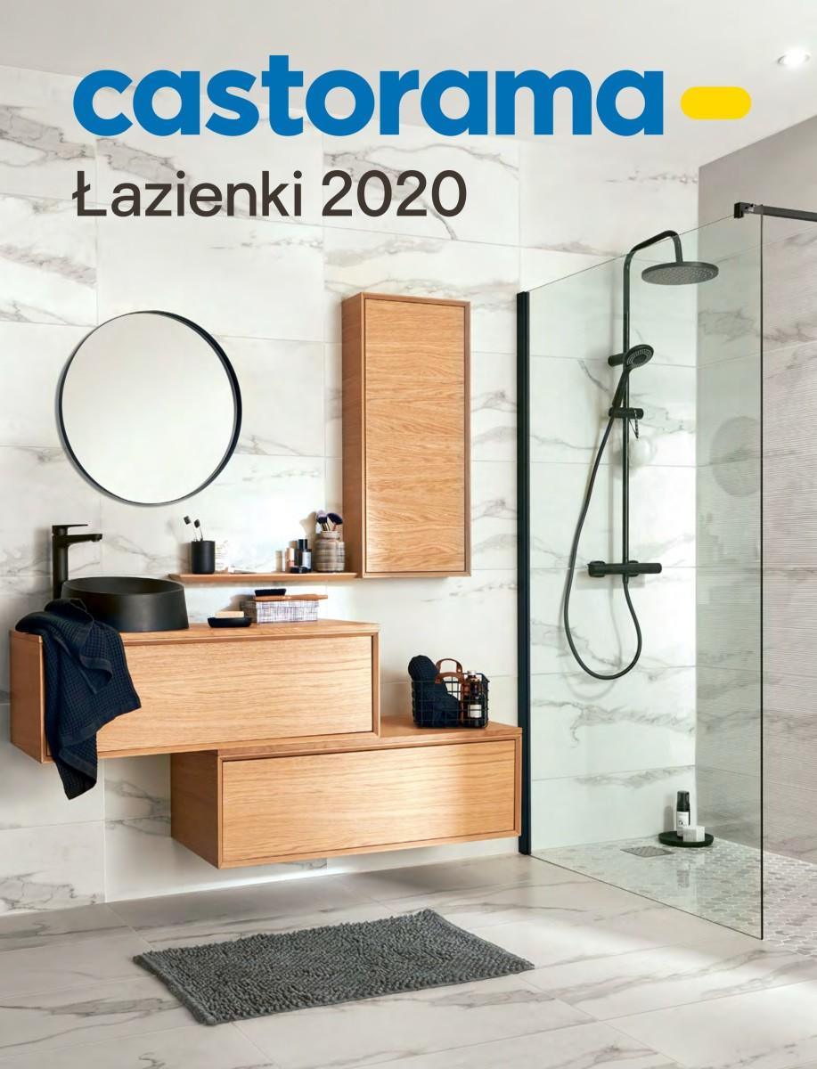 Katalog Lazienki 2020 Od 17 06 2020 Do 31 12 2020 Castorama Blix Pl