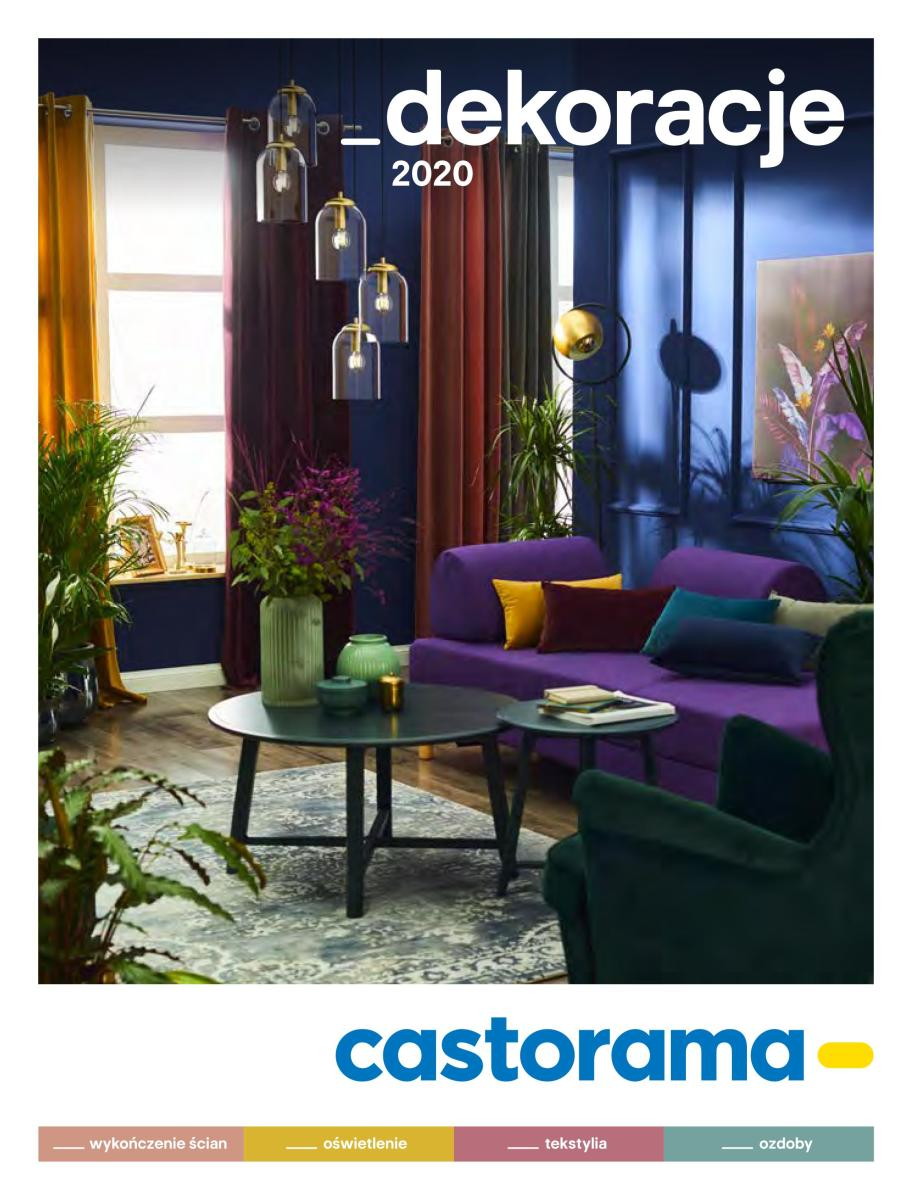 Gazetka Castorama - Dekoracje 2020