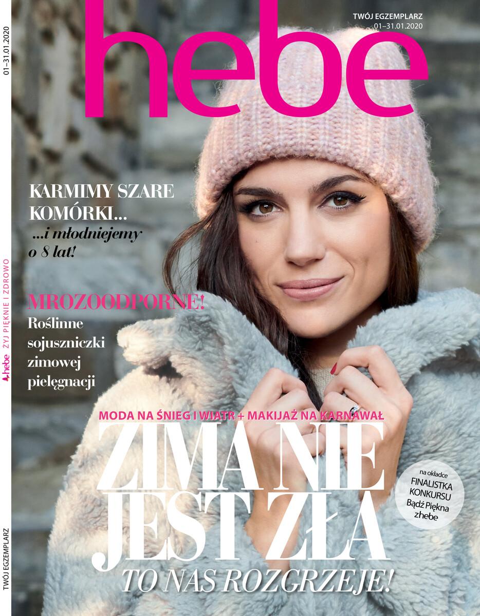 Gazetka Hebe - Magazyn - Zima nie jest zła